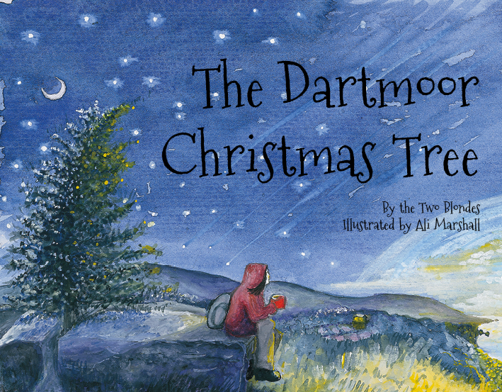 The Dartmoor Christmas Tree