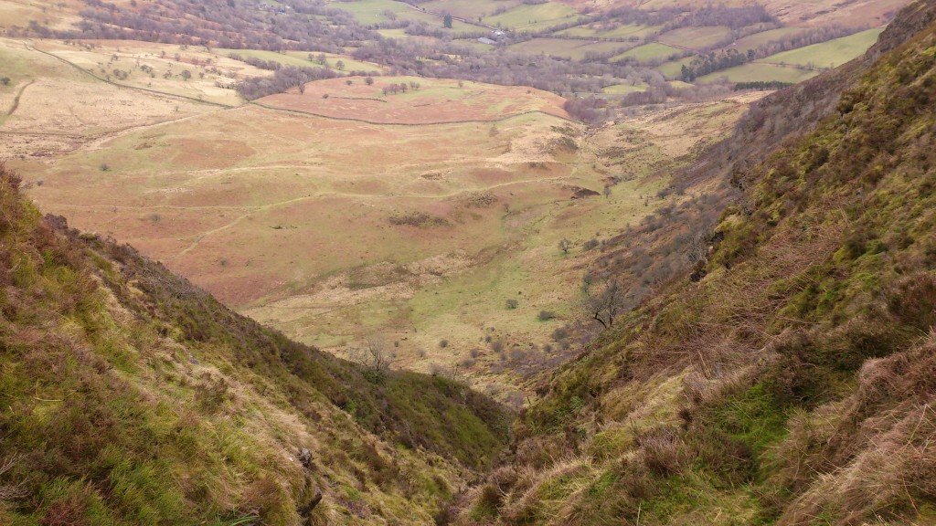 View from Craig Cerrig-Gleisiad1