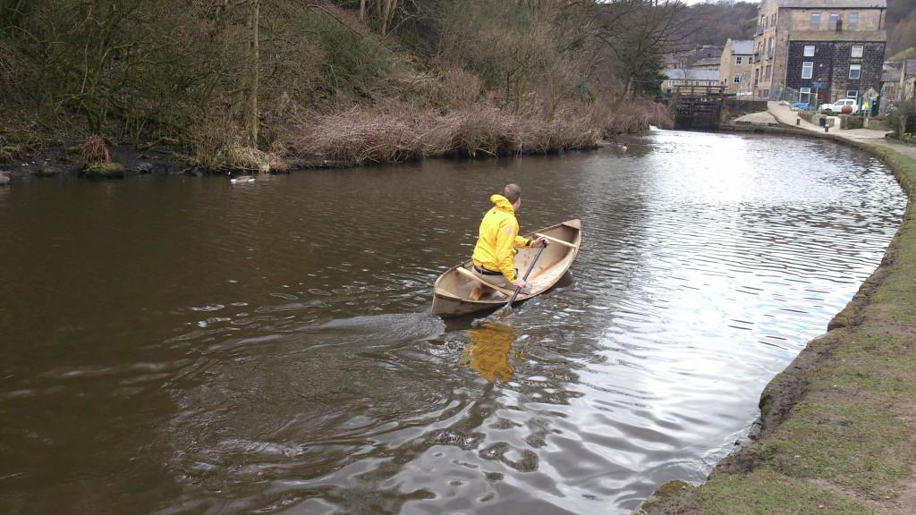 6 Foot Canoe 2