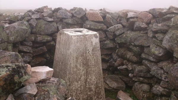 Corryhabbie Shelter Cairn