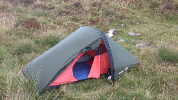 ... therefore to be offered the chance to try a night in what might possibly be considered the next step up in lightweight tents the Big Sky International ... & Gear Review: The Big Sky Chinook Tent | Dartmoor Hiking