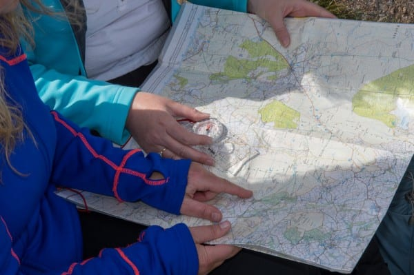 Map and Blondes 2 Small