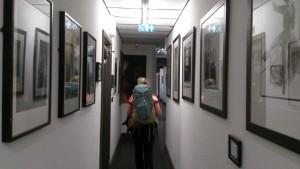 B1 Corridor of Fame
