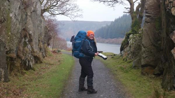 World National Menopausal Map Reading Day  Dartmoor Hiking