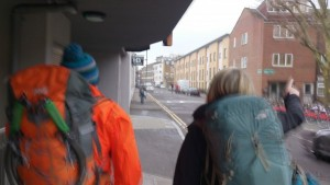 Navigating London