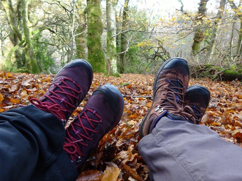 Keen Terradora leather boots | Dartmoor